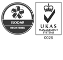 ISOQAR Registered | UKAS 0026